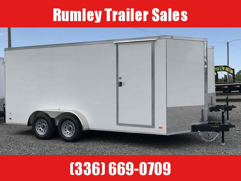 2022 Covered Wagon Gold series 7x16 v nose