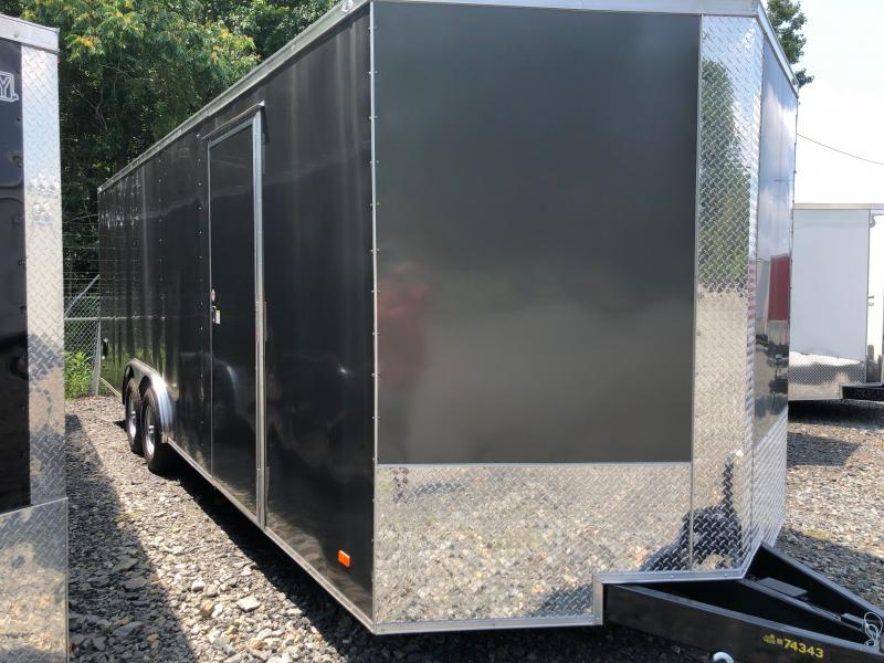 2022 Spartan Cargo 8.5x24ft 10k Enclosed Trailer