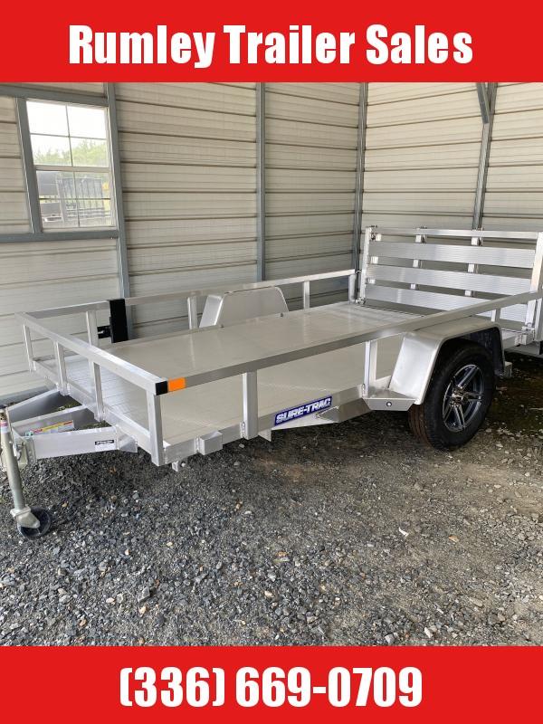 2022 Sure-Trac 5X10 3K Idler ST6210TA-A-030 Utility Trailer