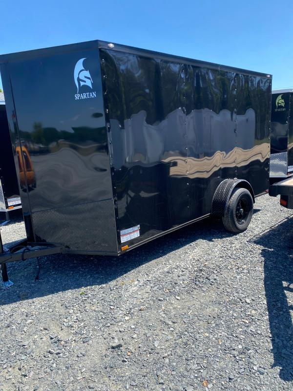 2021 Spartan Cargo 6x12 spartan series