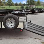 2021 Gatormade Trailers  6ft 4in x 12 Utility Trailer