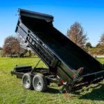 2022 Quality steel Dump Trailer 7x14 ft 14k GVWR
