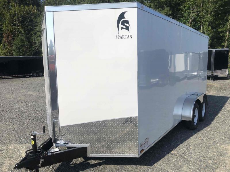 2022 Spartan Cargo 7x16 Enclosed