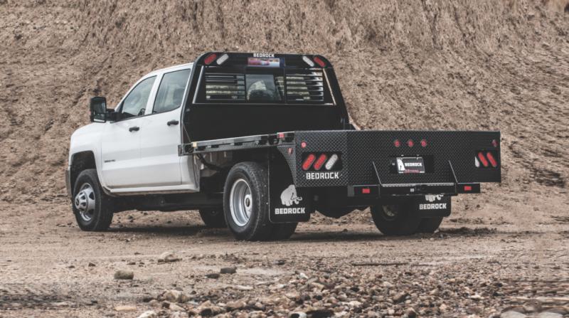 Bedrock Diamond Series 7D Truck Bed