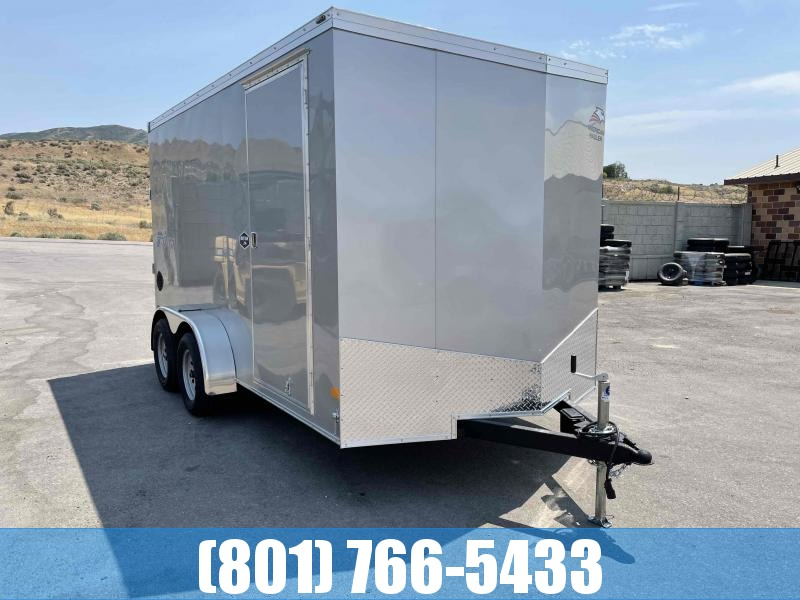 2021 American Hauler 7x14 Enclosed Cargo Trailer