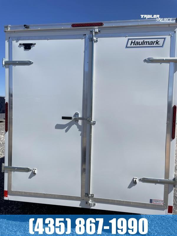 2022 Haulmark 7x14 TA2 Passport Deluxe Enclosed Cargo Trailer