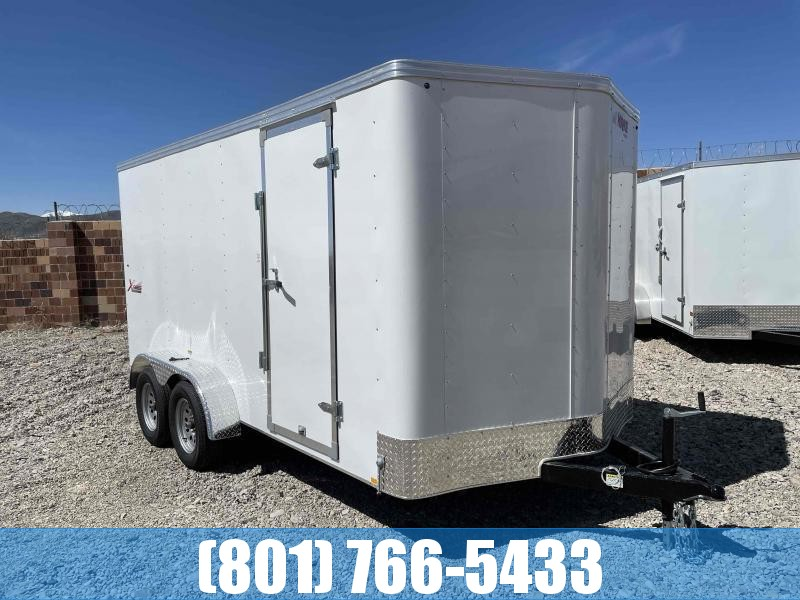 2021 Mirage Trailers 7x14 Enclosed Cargo Trailer