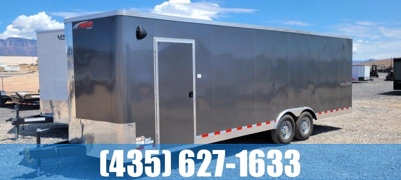2022 Mirage Trailers 8.5x24 12K GVW SXS Package Enclosed Cargo Trailer