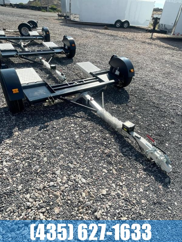 Stehl Tow Dolly with Electric Brakes