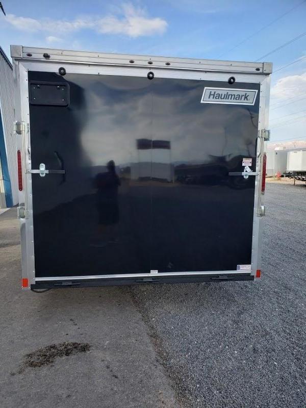 2021 Haulmark 8.5x24 10k Heat Enclosed Race Trailer Car / Racing Trailer