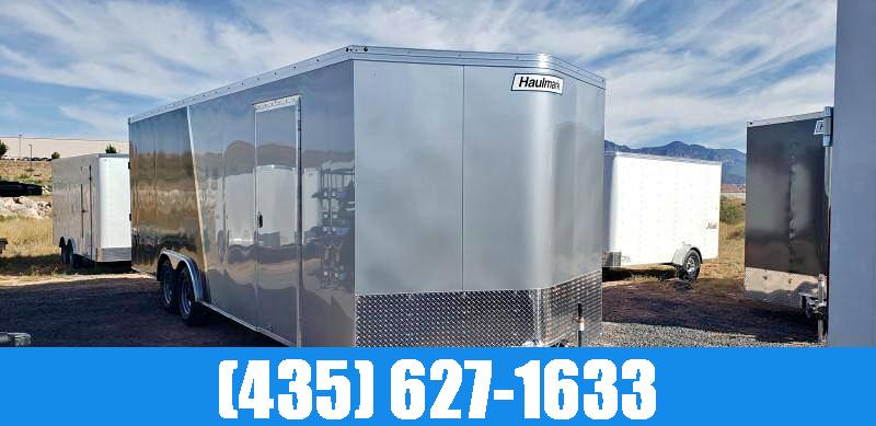 Haulmark Transport 8.5x24 Enclosed Cargo Trailer w/ UTV Package