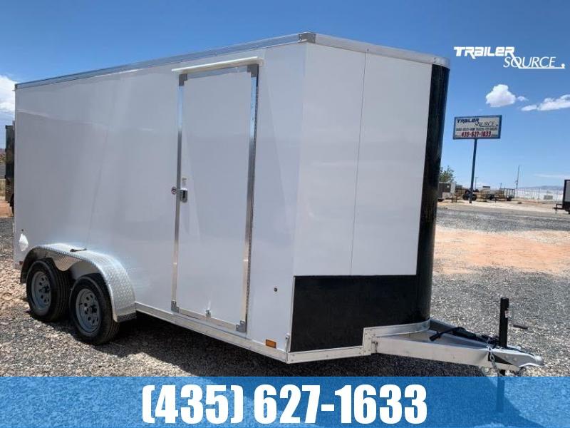 2022 EverLite Inc. 7x14 Enclosed Cargo Trailer