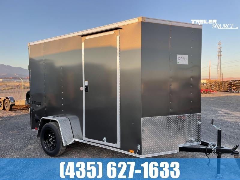 2022 Cargo Express 6x10SA EX Deluxe Enclosed Cargo Trailer