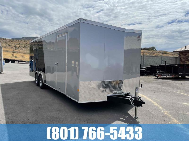 2022 American Hauler 8.5x24 Enclosed Cargo Trailer
