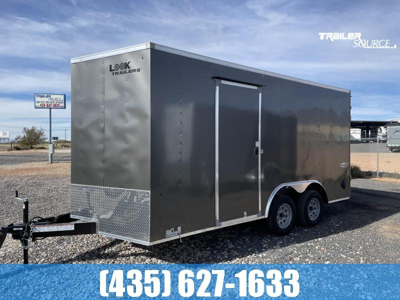 2022 Look Trailers 102x16 TA2 Element Enclosed Cargo Trailer