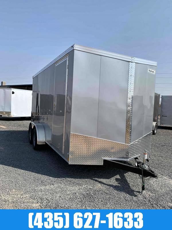 2021 Haulmark NEW Haulmark 7x16 Transport UTV Cargo Trailer Enclosed Cargo Trailer