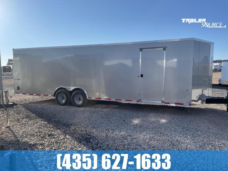 2022 Look Trailers 102x28 TA4 12K Element SE Enclosed Cargo Trailer