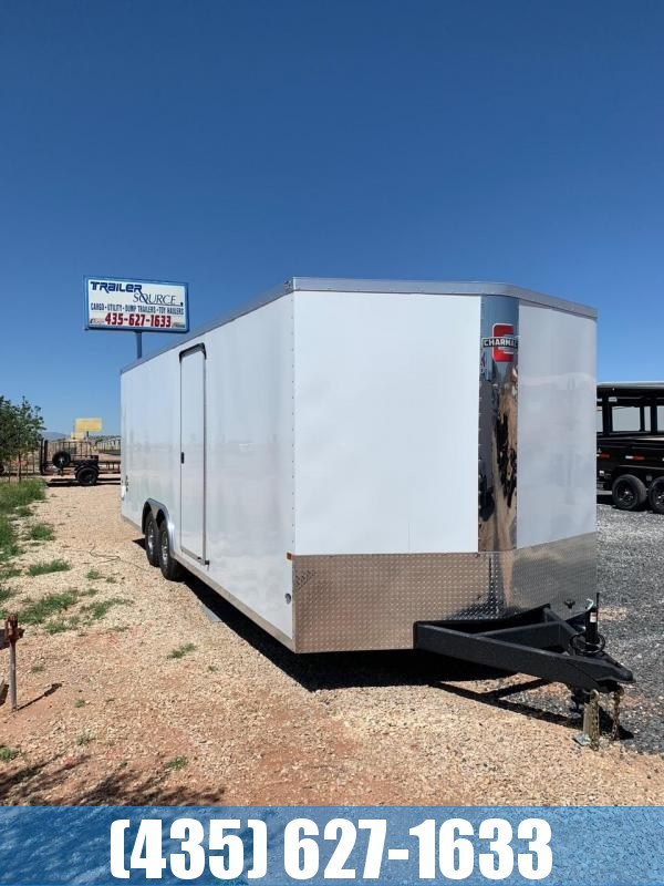 2021 Charmac Trailers 24' CAR CARRIER Car / Racing Trailer