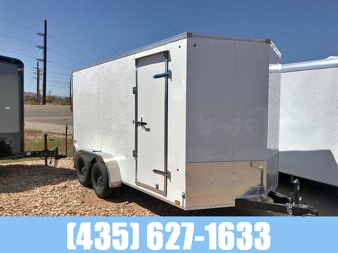 Look Trailers 7X14TA2 Enclosed Trailer