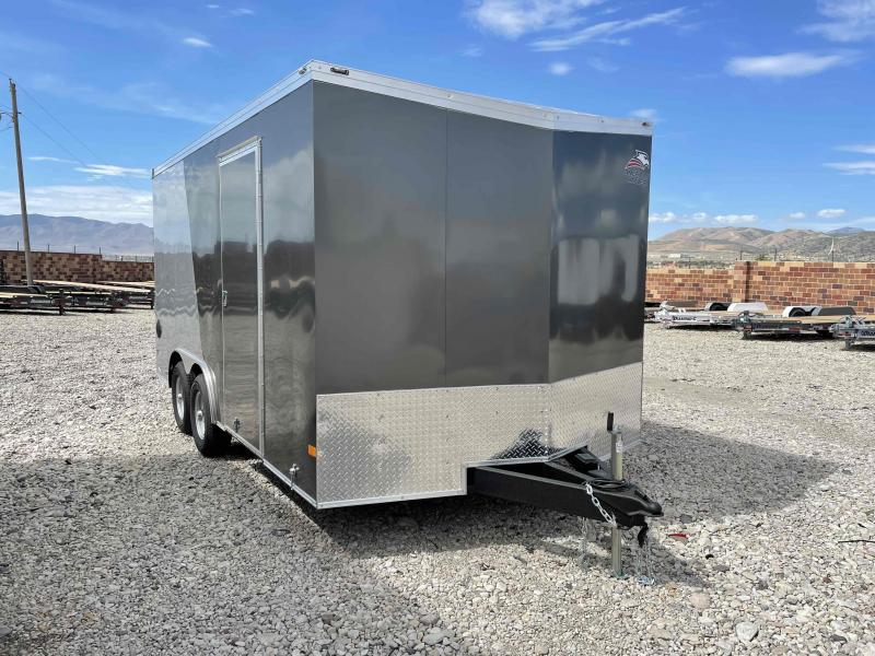 2022 American Hauler 8.5x16 Enclosed Cargo Trailer