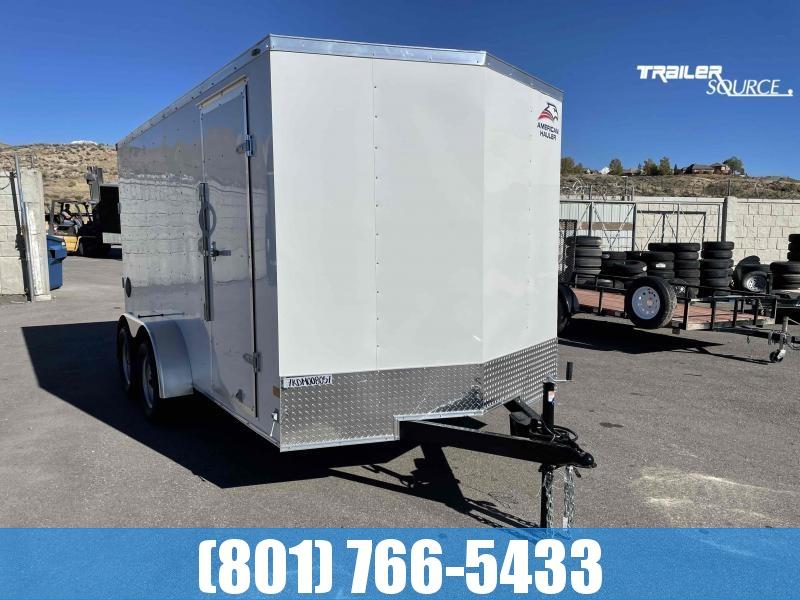 2022 American Hauler 7x14 Enclosed Cargo Trailer