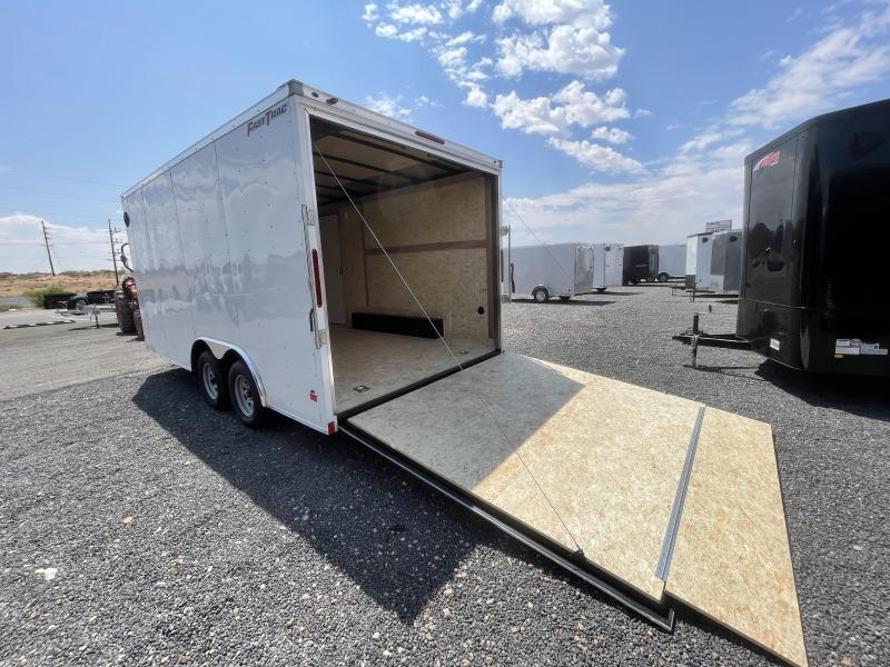 2022 Wells Cargo FastTrac Deluxe 102 x 16 Enclosed Cargo Trailer