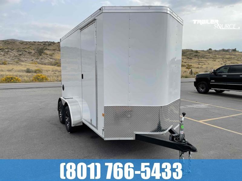 2022 American Hauler 6x12 Tandem Enclosed Cargo Trailer