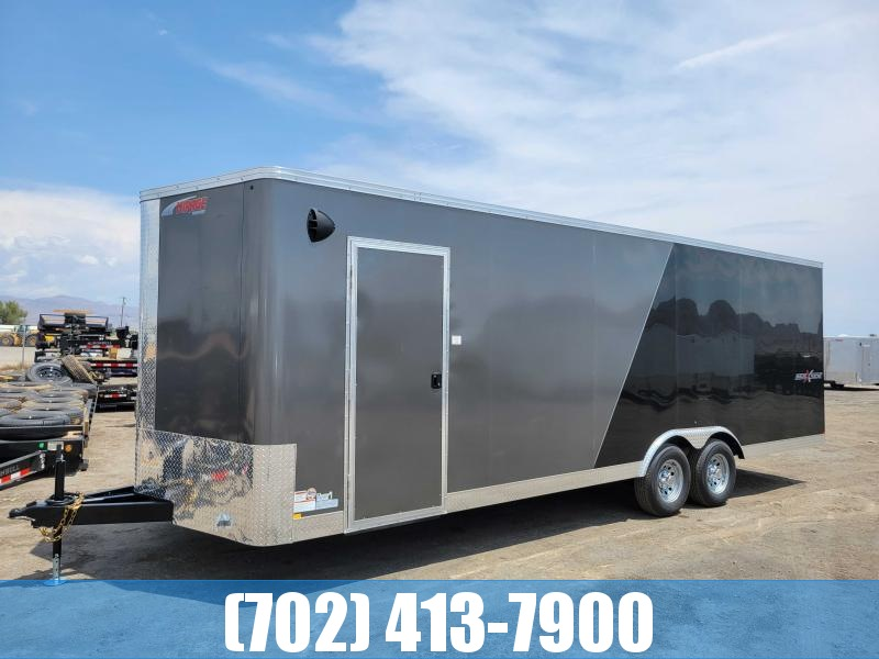 2022 Mirage Trailers 8.5X24 SIDE BY SIDE Enclosed Cargo Trailer