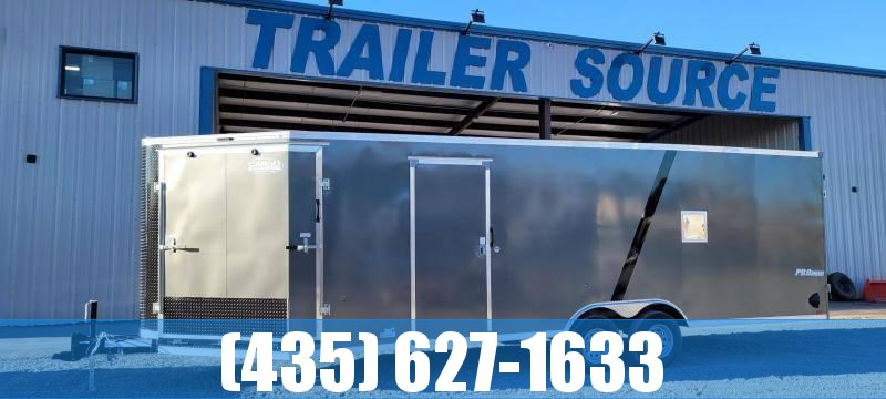 2022 Look Trailers Look Puresport Vision Auto Enclosed Snow Trailer Enclosed Cargo Trailer