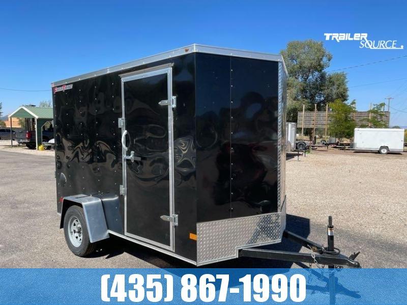 2021 Wells Cargo ROAD TRAC 6X10 Enclosed Cargo Trailer