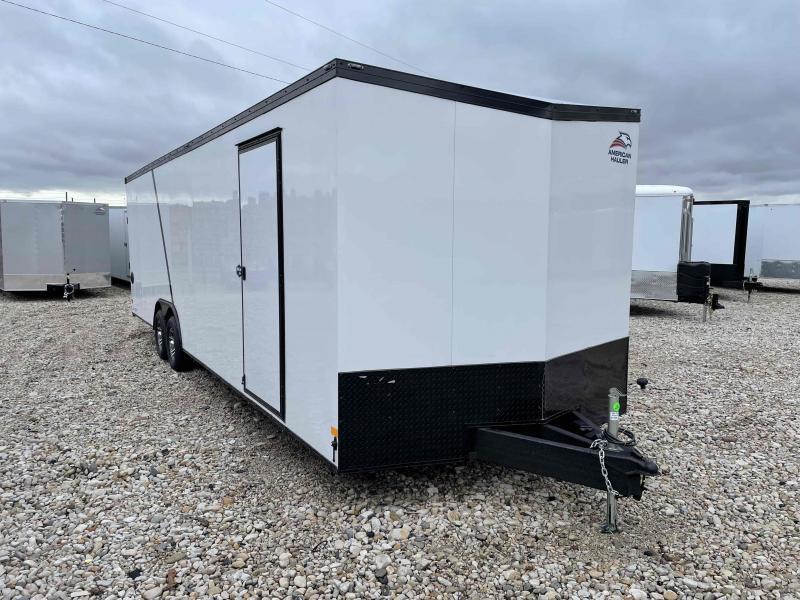 2022 American Hauler 8.5X28 Night Hawk Enclosed Cargo Trailer