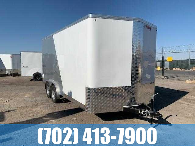 2022 Mirage Trailers 7.5X16 SIDE BY SIDE Enclosed Cargo Trailer
