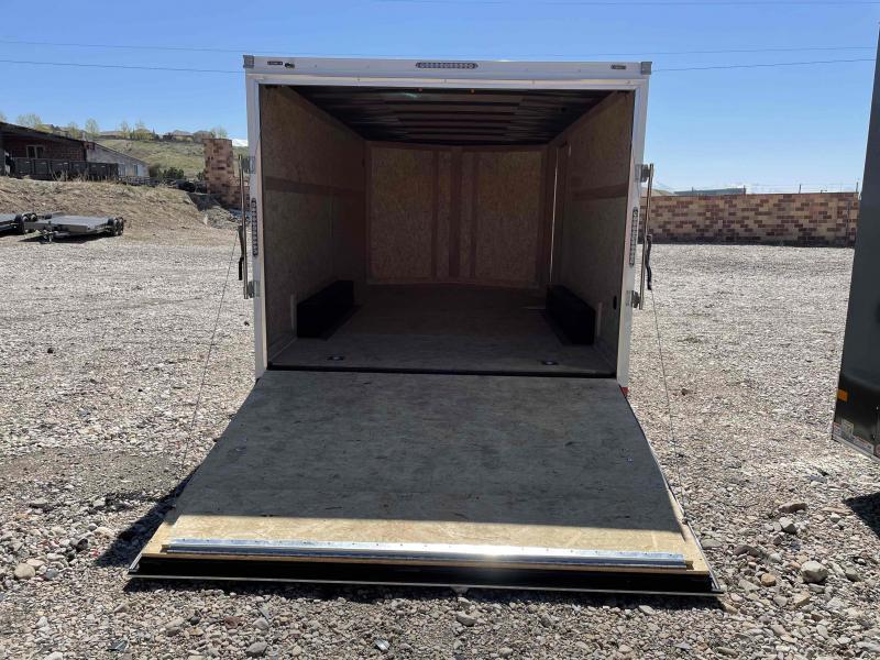 2021 American Hauler 8.5x16 Enclosed Cargo Trailer