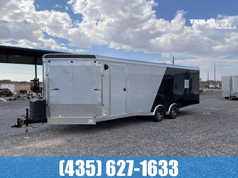 2022 Mirage Trailers Xtreme Sport 8.5 x 26 Deluxe Snowmobile Trailer
