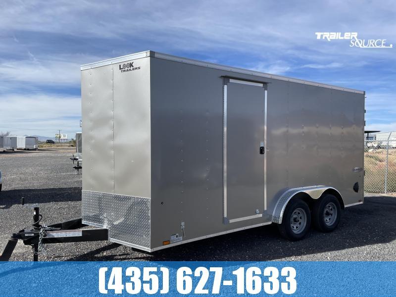 2022 Look Trailers 7.5x16 TA2 Element Enclosed Cargo Trailer