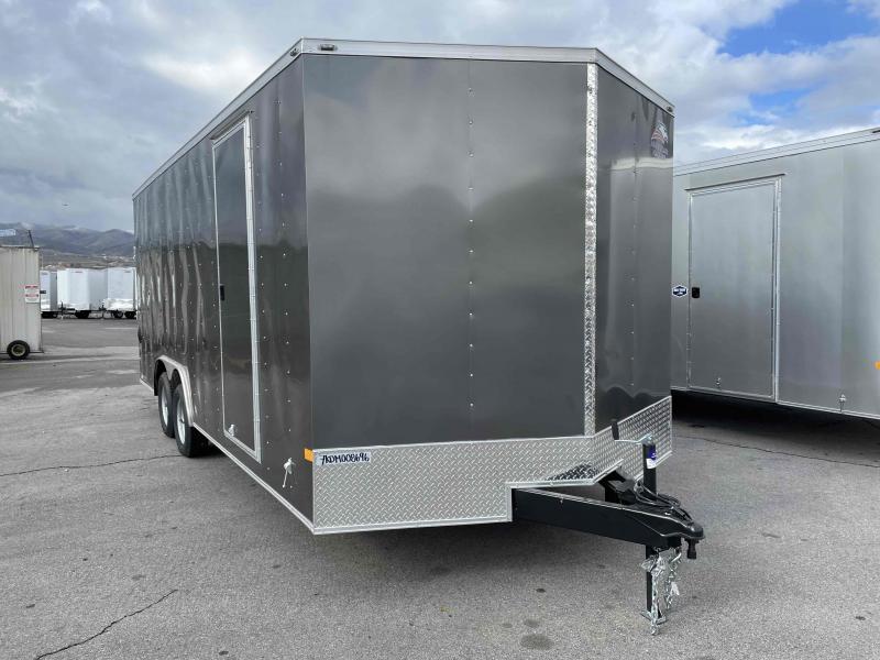 2022 American Hauler 102x20 Enclosed Cargo Trailer