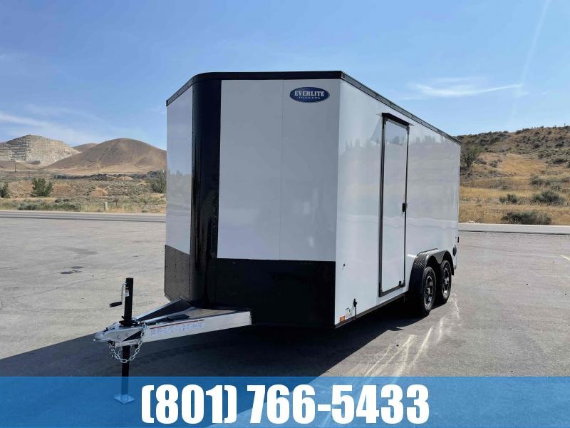 2022 EverLite Inc. 7.5x14 Enclosed Cargo Trailer