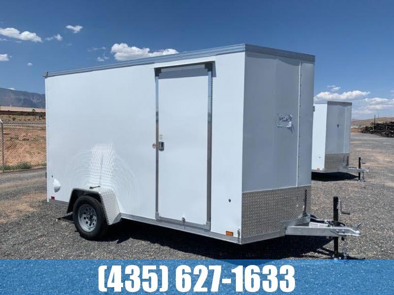2022 6x12 EverLite Aluminum Enclosed Cargo Trailer
