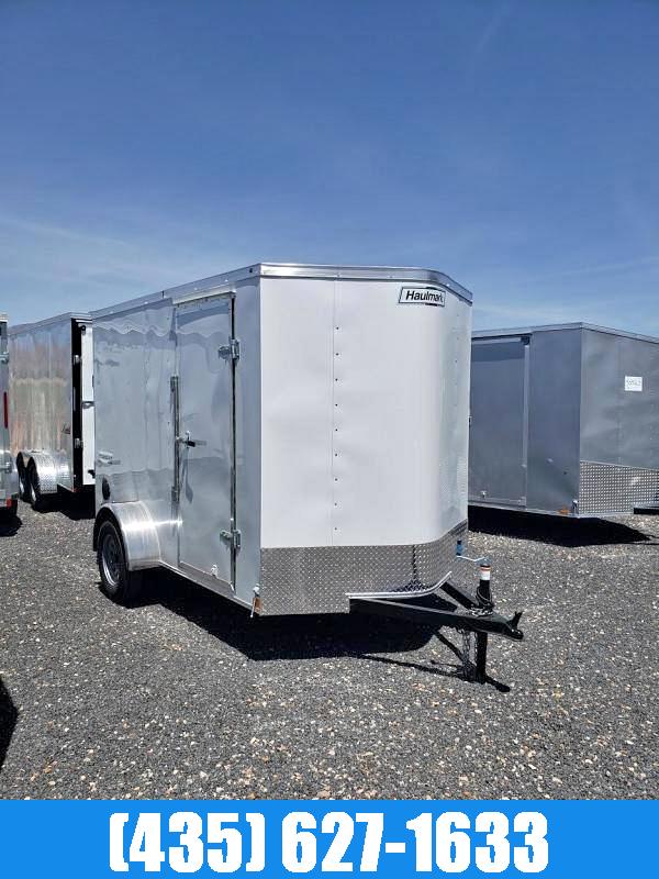 2021 Haulmark 6x10 Passport Enclosed Cargo Trailer with Rear Ramp Door