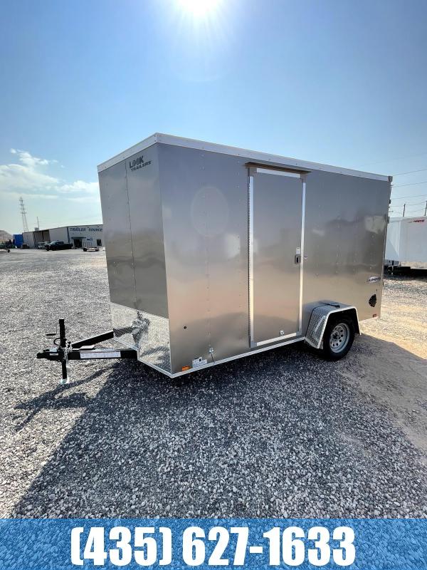 2022 Look 7x12 Element Enclosed Cargo Trailer