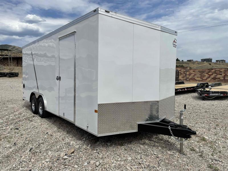 2021 American Hauler 102x20 Enclosed Cargo Trailer