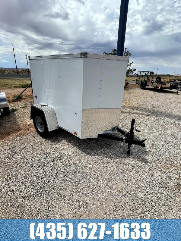 Look Trailers ST 4X6SA Enclosed Trailer
