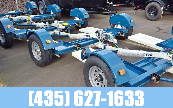 Stehl Tow Dolly with Surge Brakes