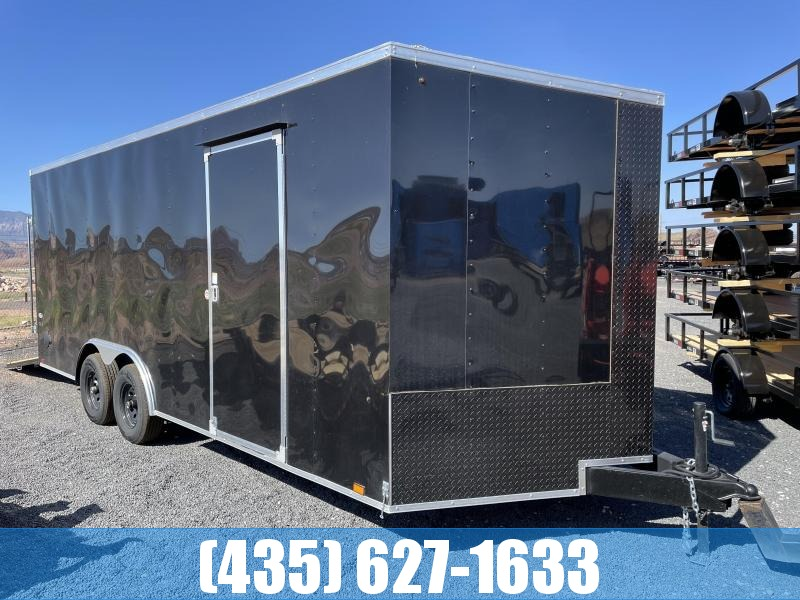 2022 Look Trailers ST Auto DLX 8.5 x 20 Enclosed Cargo Trailer