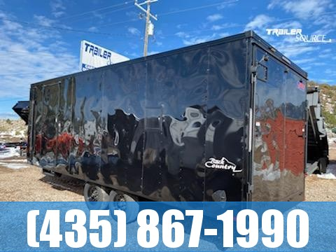 2022 Pace American BACK COUNTRY SNOW 8.5X27 Enclosed Cargo Trailer