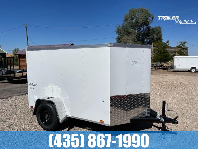 2022 Pace American OUTBACK Enclosed Cargo Trailer