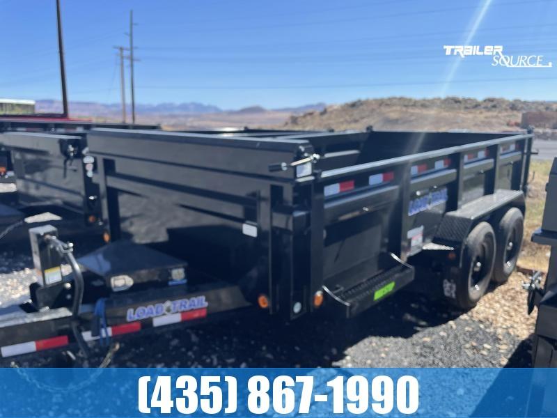 2022 Load Trail 7x14 14K Dump Trailer