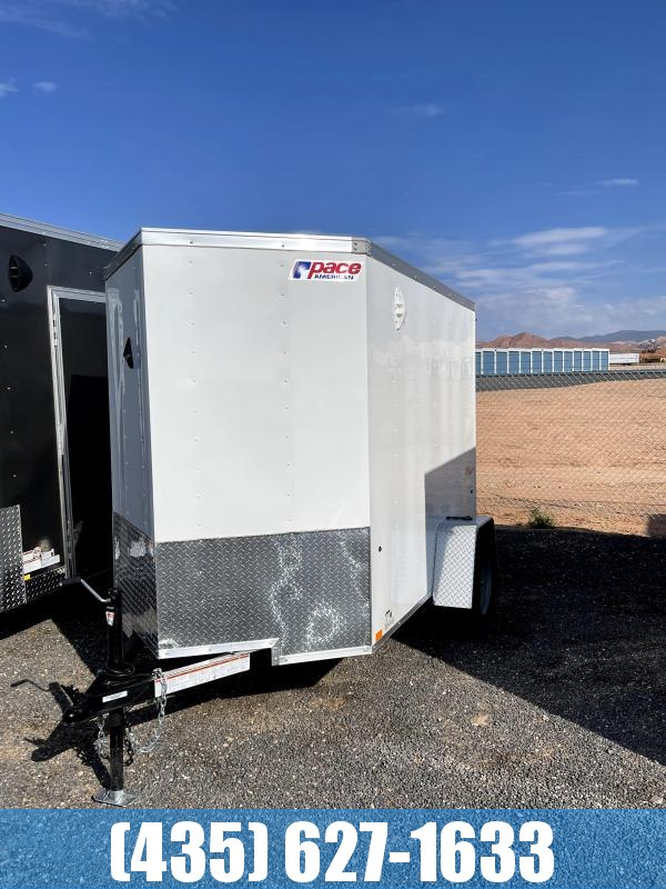 2022 Pace 5x8 Outback Enclosed Cargo Trailer