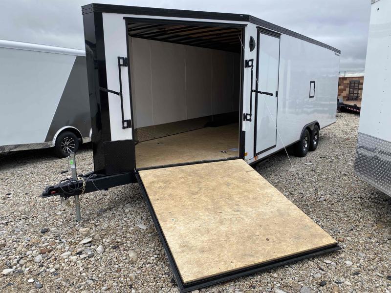 2022 Wells Cargo 102x29 Sport Enclosed Cargo Trailer