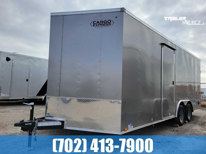 2022 Cargo Express 102X20 XLW AUTO Enclosed Cargo Trailer